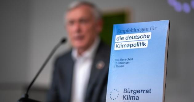 Foto: Bürgerrat Klima / Robert Boden