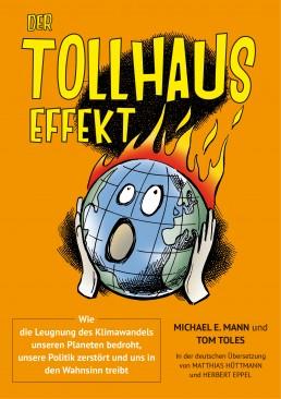 """Cover: """"Der Tollhauseffekt"""" (2018)"""